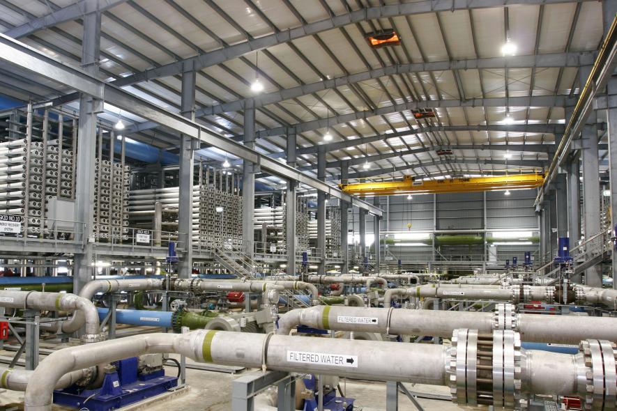 Desalination, Oman, News