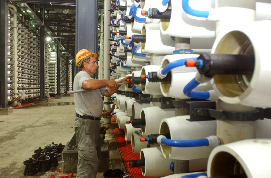 New desalination IWP will boost water production capacity in Oman