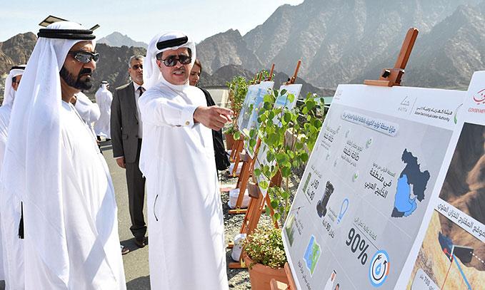 DEWA, Dubai, Hydroelectric, Hydropower, Renewable energy, News