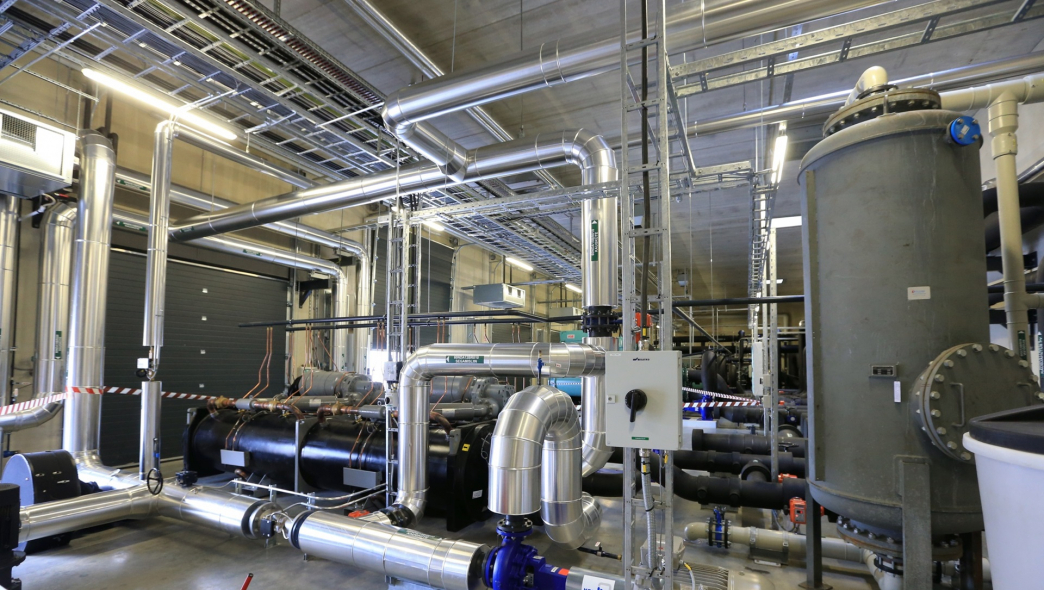 Cooling, Distrcit cooling system installation, Empower, Sustainability, Sustainable energy, News
