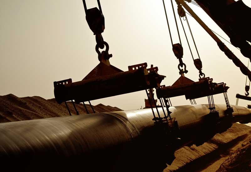 Dolphin energy, Fujairah, Pipeline, News