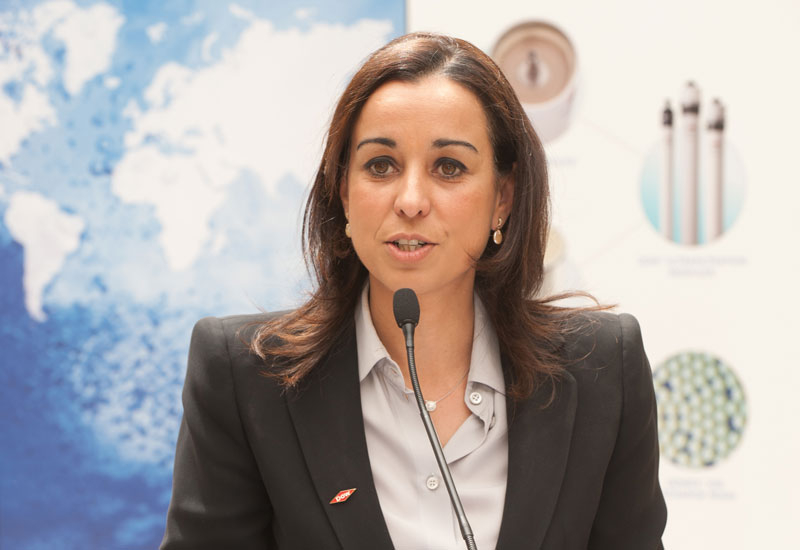 Dow's Dr Ilham Kadri.