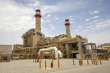 Fenix power is responsible for producing 10 percent of the energy currently consumed in Peru