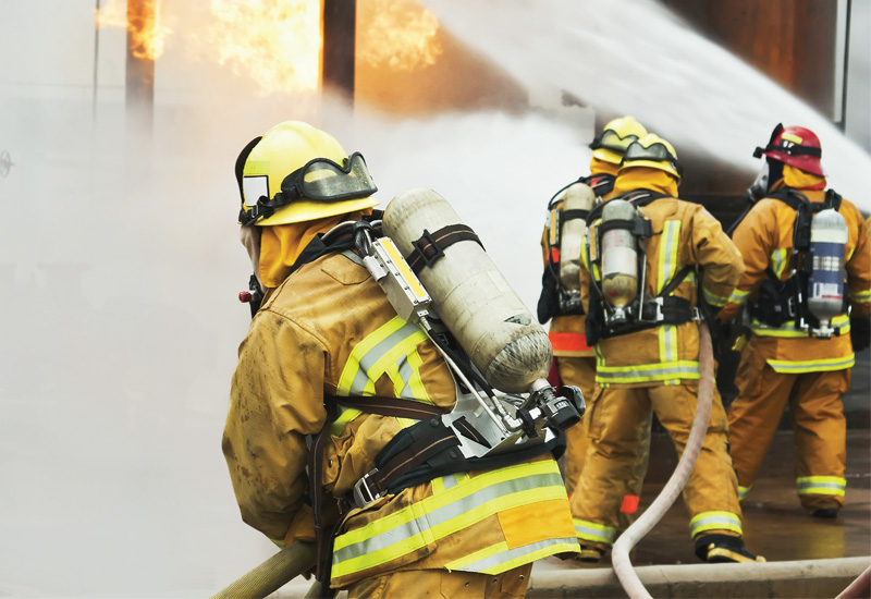Fire detection and protection systems are needed to prevent severe disruption to power operations. (GETTY IMAGES)