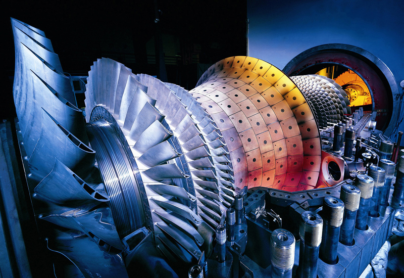 $500m multi-turbine order for Saudi Electric Company's facilities. (Getty Images)