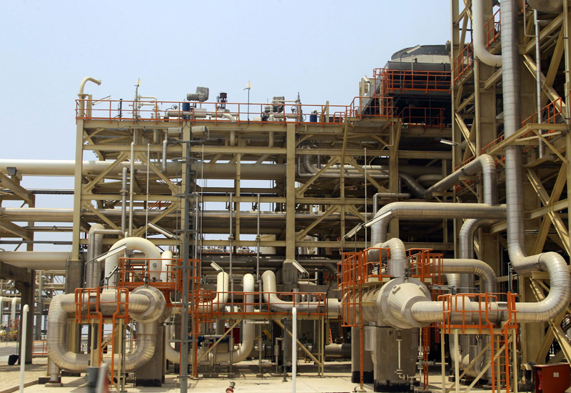 TAQA and its partners are set to invest $1bn into the gas storage project. (GETTY IMAGES)