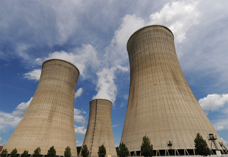 GE is seeking to capitalise on the region's nuclear ambitions.