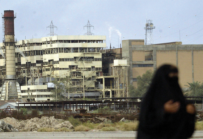 Iraq's power generation infrastructure is in urgent need of an upgrade.