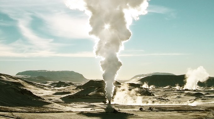 Geothermal is more suitable for applications such as desalination rather than power generation since UAE's temperatures are below 200°C
