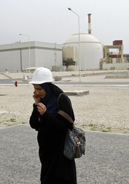 Bushehr: If bombed after the uranium has been installed, radiation would cause widespread civilian suffering.