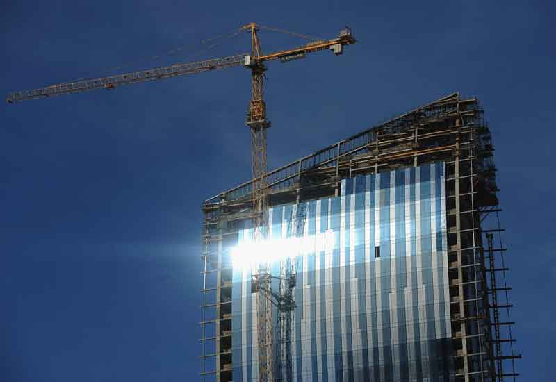 Glass buildings are extremely popular in the UAE, but are doing nothing to help increase energy efficiency.