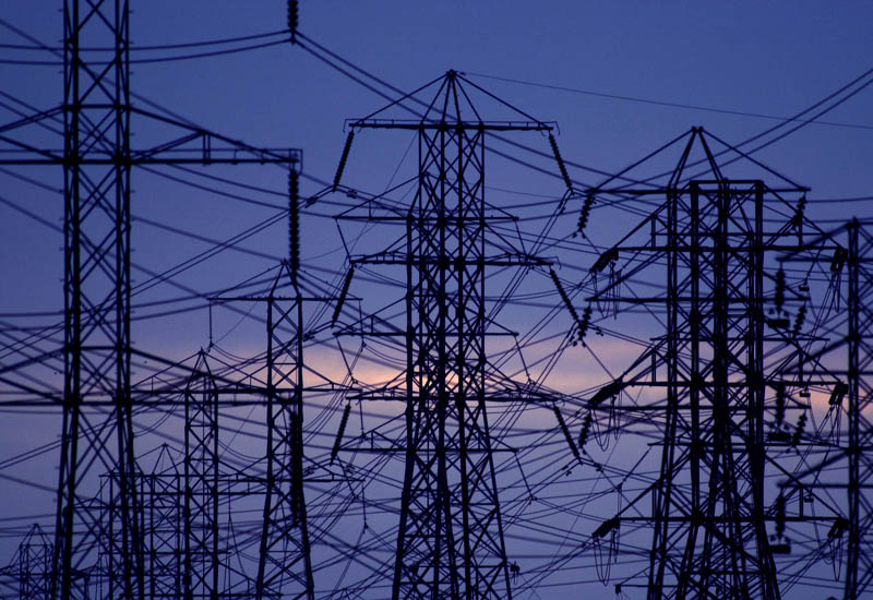 Iran's electricity exchange hits a record high. (Getty Images)
