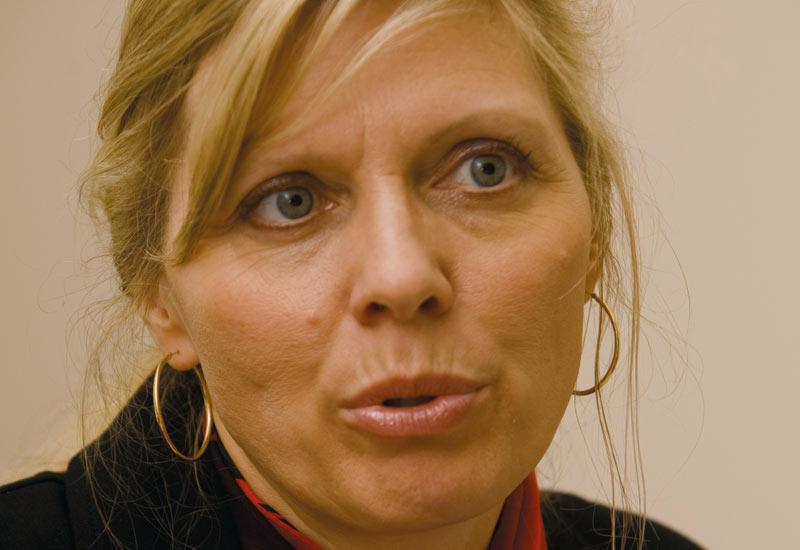 Former IDA president Lisa Henthorne.