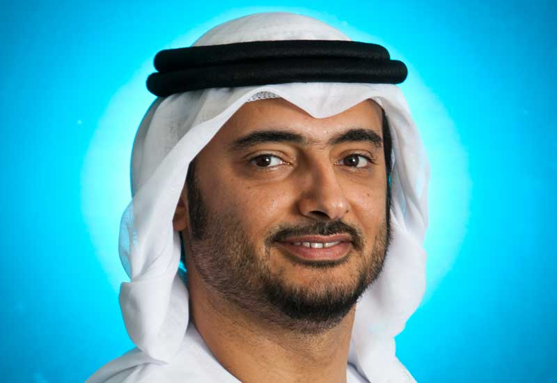 Hatem Bamatraf, executive VP, du.
