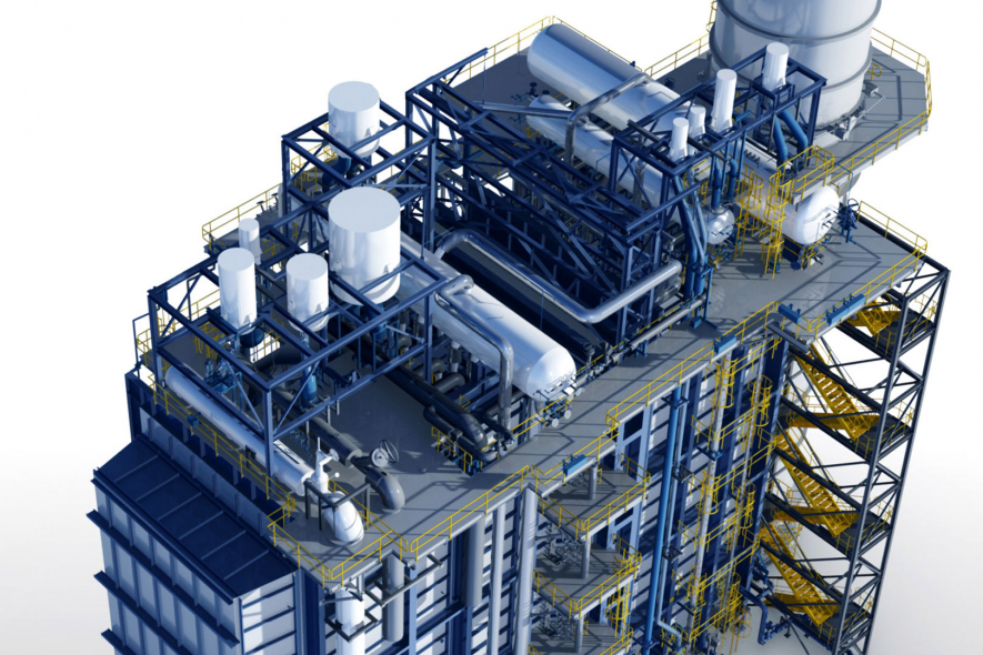 Alstom has installed more than 750 heat recovery steam generators globally