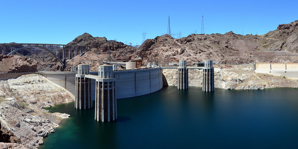 The hydroelectric power station will generate electricity by making use of the existing water stored in the Hatta Dam. The photo is for illustrative purposes.