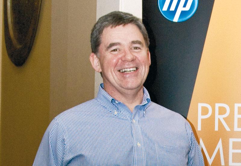 Ian Mitton, director, HP Utilities Industries.