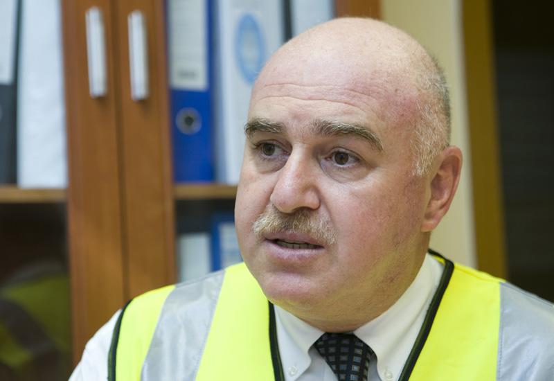 Imad Haffar, managing director of Palm Water.