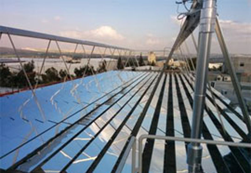 CSP, Industrial solar, Jordan, News