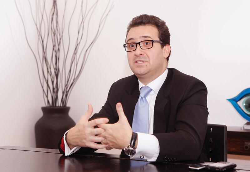 Jose de la Fuente, GCC area manager for Telvent Environment.