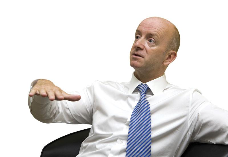 Carl Briden, director at Kaeser.