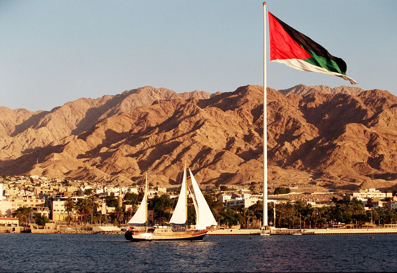 Jordan's first nuclear site will be positioned just outside the seaside port city of Aqaba.