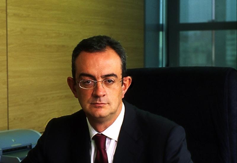 Acciona Agua managing director Luis Castilla.