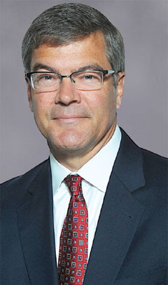 Malcolm Walter chief operating officer and senior vice president, Bentley System