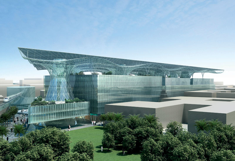 Research will take place in Masdar City.