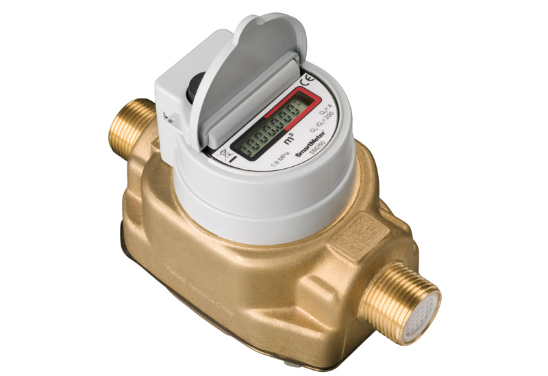 The water meters have been designed specifically to cope with the harsh climatic  conditions of the region.