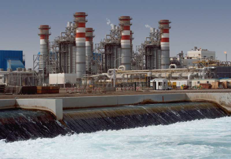 The power station is a part of a series of infrastructure projects being implemented in the Musandam governorate