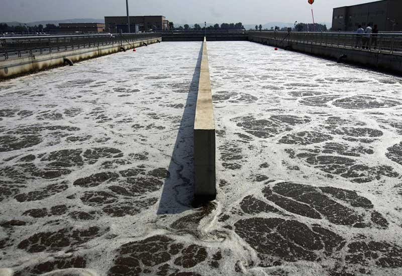 Wastewater treatment is sorely needed in Jordan