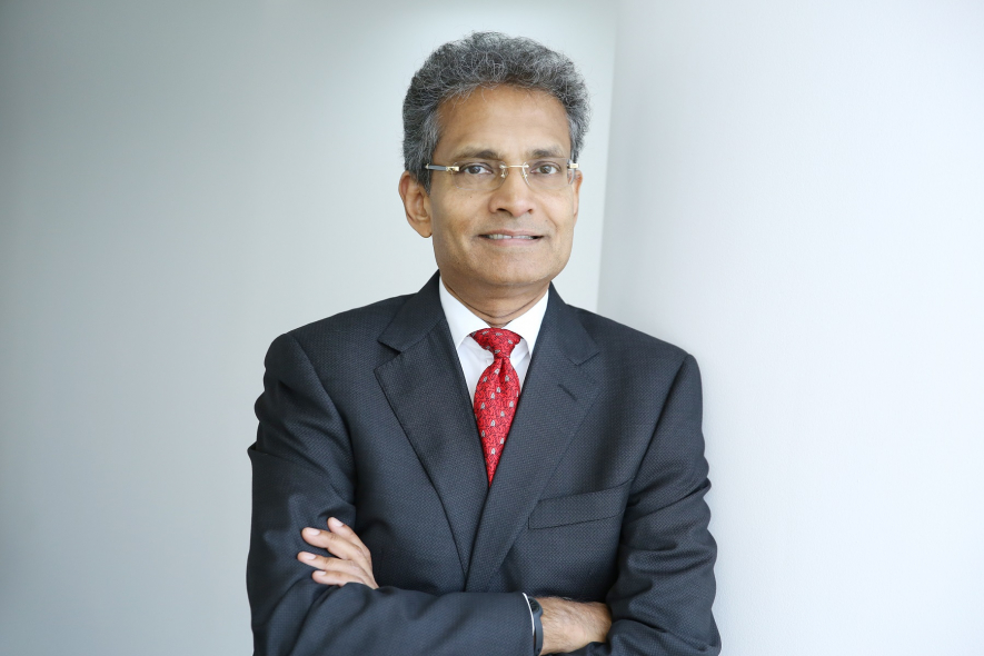 ACWA Power International CEO Paddy Padmanathan