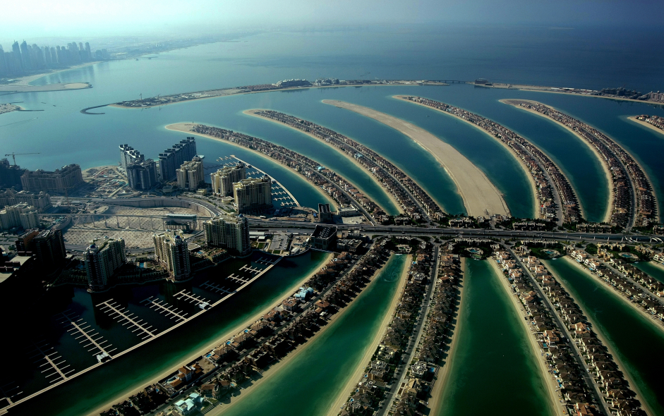 Dubai's Discovery Gardens and the Shoreline Apartments in the Palm Jumeirah will not be cut of from cooling, says Nakheel.