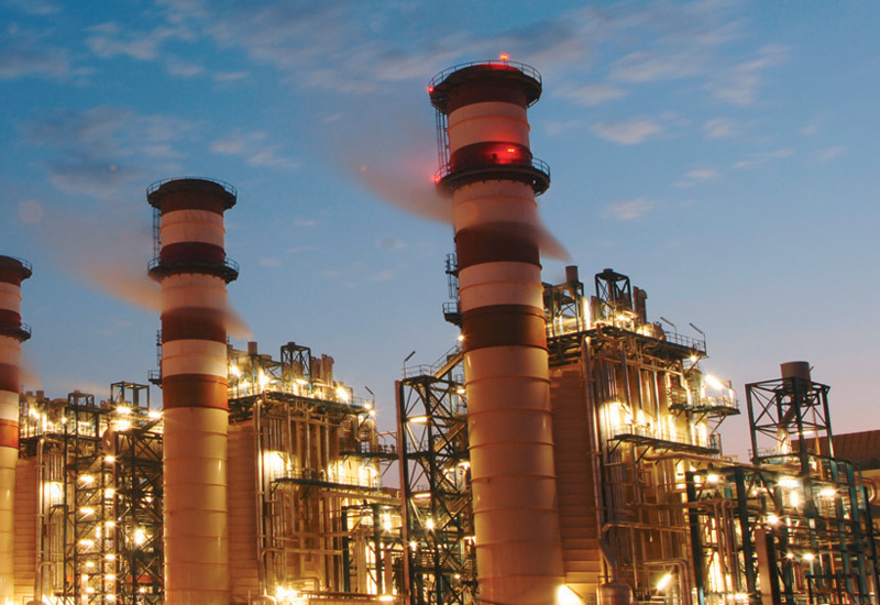 Siemens supplied four gas turbines and two steam turbines to the combined cycle power plant in Shuweihat, Abu Dhabi.