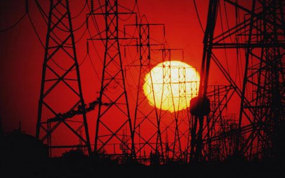 The scorching desert heat weighs heavily on Saudi Arabia's power infrastructure.