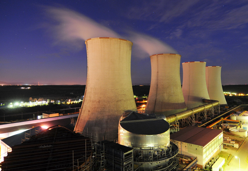 France is keen to export its nuclear reactors to the Middle East.