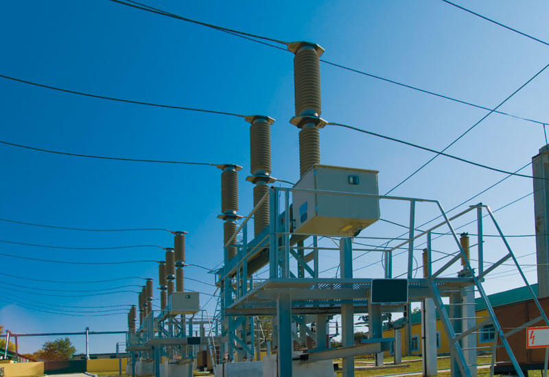 Four states in the GCC have linked power grids for the first time.