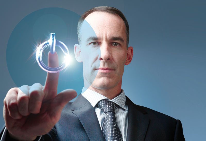 Johan de Villiers is confident ABB can strengthen weak parts of existing networks.
