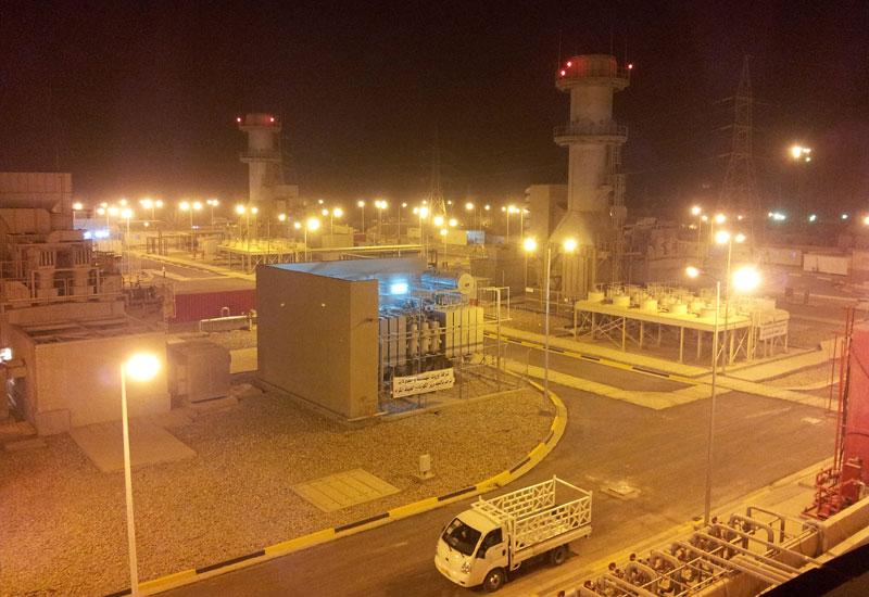 170 MW Taji Power Plant