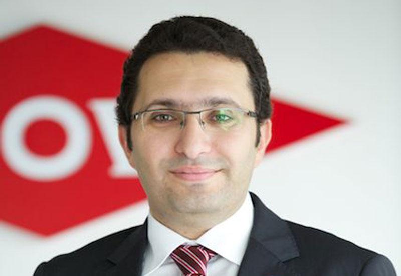 Rami Abu Amirah, regional commercial manager, DWPS