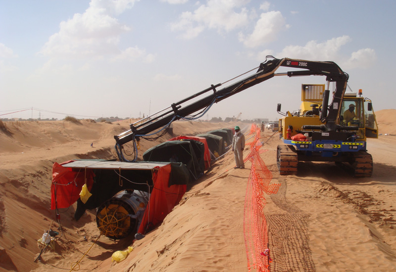 Saudi Arabia has acted to get the Ras Al Zour water and power project back under way.