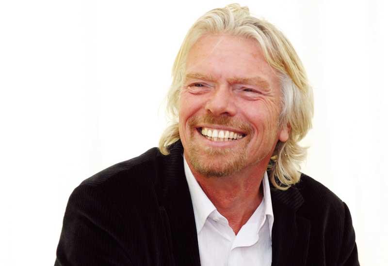 Richard Branson joins the Zayed Future Energy Prize jury.