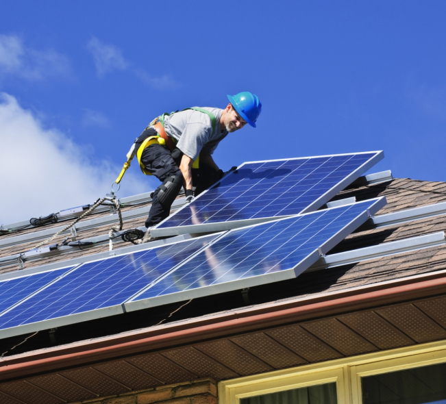 Solar energy could be integrated into new homes