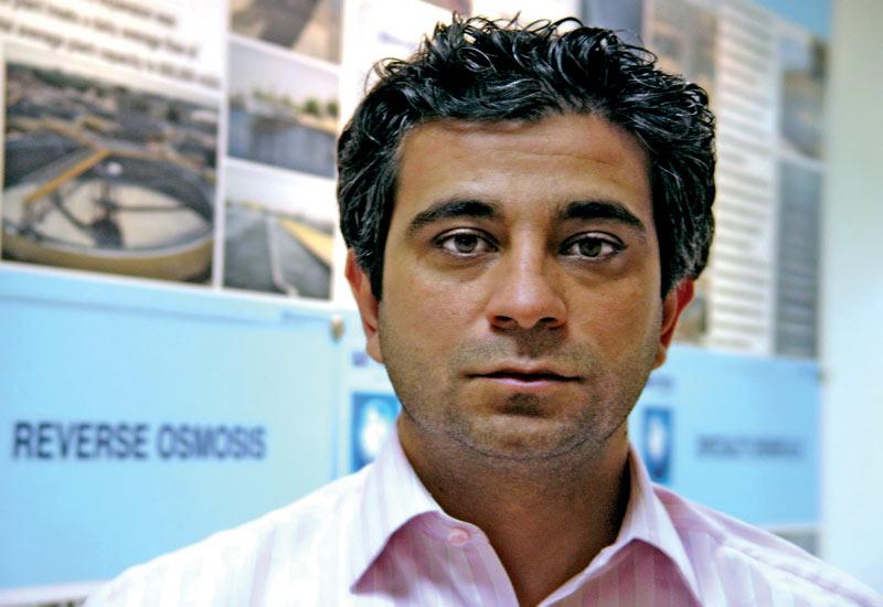 Samer Mazloum, deputy general manager, WETICO