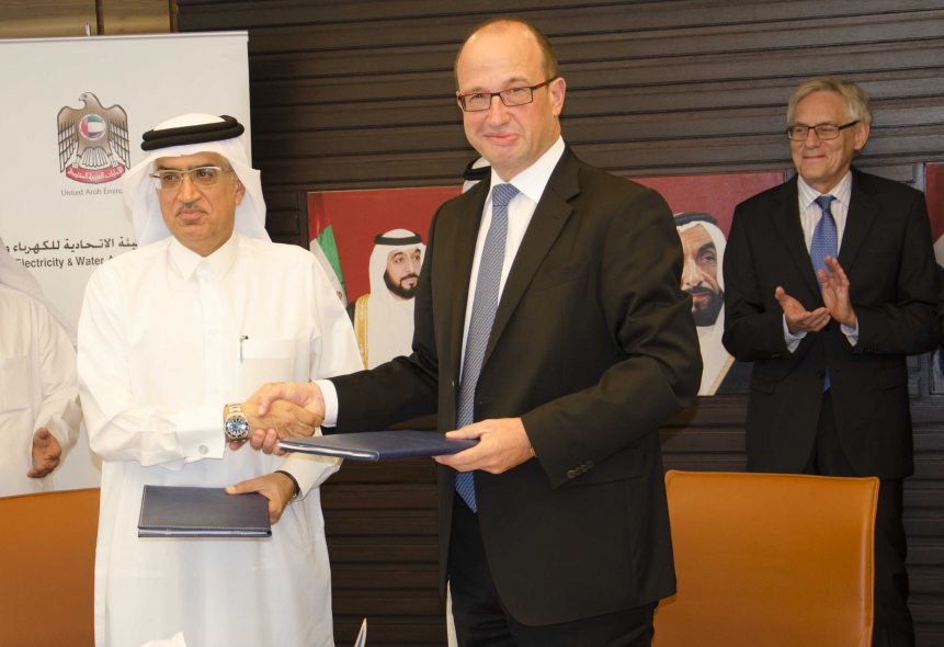 Siemens will submit a 2,200 megawatt (MW) turnkey solution for a plant in the northern emirates