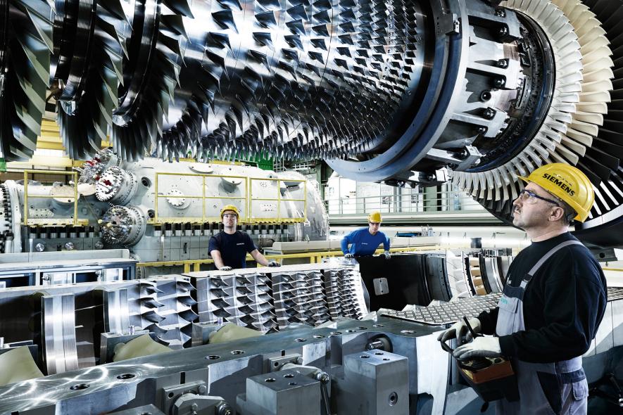 Siemens, Gas turbine, Gas business, Siemens gamesa, Scott Strazik