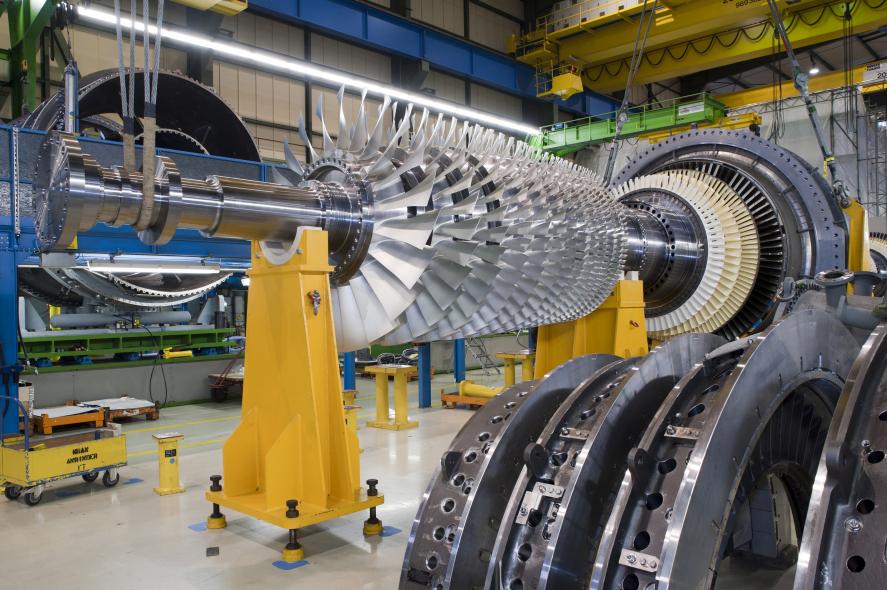 Fadhili, Gas, Siemens, Turbines, News
