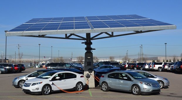 Electric vehicles are gaining traction in the GCC