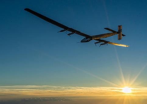 Solar energy, Solar Impulse, News